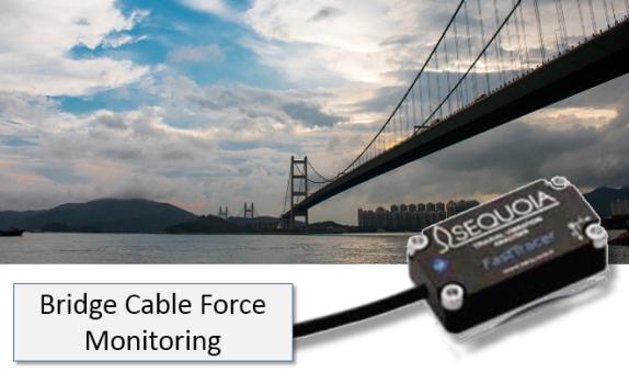 Sequoia Cable Force Monitoring Of Suspension Bridge
