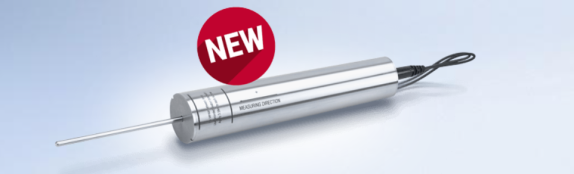 New FBG displacement transducer by HBM