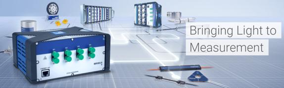 HBM MSFS QuantumX for optical measurement