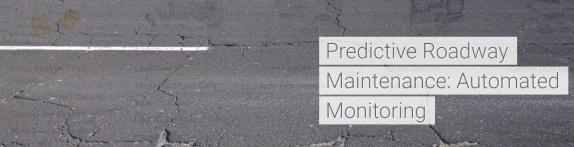 HBM roadway monitoring
