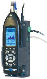 Larson Davis Sound Level Meter Outdoor Monitoring
